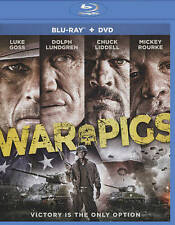 War Pigs (Blu-ray Disc, 2015, 2-Disc Set)