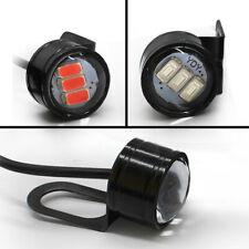 10X Flashing Strobe Auto LED Eagle Eye Light Lamp Motorcycle Car Fog Signal 12V