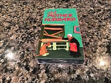 Old Mother Hubbard New Sealed VHS! Nice Unicorn Print!