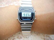 Pre-Owned,Super Cute, Vintage/Classic CASIO, Digital 3191 Ladies Wrist Watch