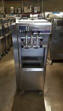 2011 Stoelting F231 Soft Serve Frozen Yogurt Ice Cream Machine 3ph Air