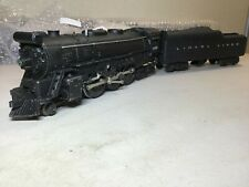 Lionel #2055 / 2056 4-6-4 Hudson Locomotive and 2046W Tender (Runs, Read Desc.)
