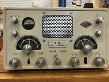 Gonset G-50 6M Ham Radio Am Transceiver - Excellent condition