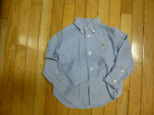 Ralph Lauren Polo Toddler Boys Button Down Shirt Size 2 /2T Nice