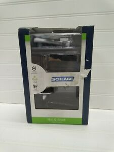 Schlage Latitude Lever Hall/Closet Passag Door Knob Bright Chrome F10 V LAT 625