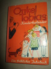 Zio Tobias bambini calendario-un happening Annuario, nata nel 6., 1962?, immagine. S. testo