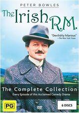 Irish R.M. : Series 1-3 (DVD, 2016, 6-Disc Set)