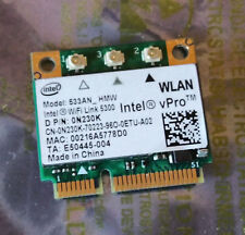Intel WiFi Link 5300 abgn 3x3 MIMO
