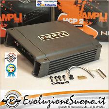 Hertz Hcp 2 Amplificatore Stereo 2/1 canali con crossover 400W Nuovo GAR ITA
