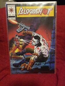 BLOODSHOT #1 - 9 complete set of Valiant comics MOVIE  XO MANOWAR #1 & NINJAK #1