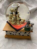 "Disney 101 Dalmatians ""Cruella De Ville"" Musical Snowglobe"