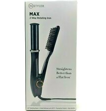 "InStyler MAX 2-Way Rotating Iron, 1.25"" Barrel, Tourmaline Ceramic Straightener"