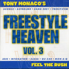 Various Artists - Freestyle Heaven 3 [New CD] Canada - Import