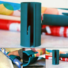 Christmas Sliding Wrapping Paper Cutter Packaging Cutting Gift Wrap Tool