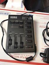Korg iH Vocal Harmonizer Vocoder RARE