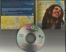 BOB MARLEY w/ SLY & ROBBIE Keep on Moving RARE MIXES PROMO DJ CD single 1995 USA