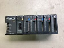 Koyo Direct Logic 205 D2-06B, H2-EBC, D2-16ND3-2,D2-32ND3