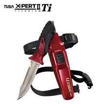Tusa X-Pert Ii Titanium Fk-940Ti Knife