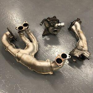Subaru Impreza Twinscroll Turbo Conversion Kit Complete Fits: GDB Spec C JDM WRX