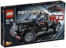 Lego Technic Pick-up Tow Truck 9395 nuevo retirado Lego 9395 discontinuado
