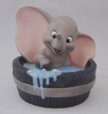DISNEY WDCC DUMBO SIMPLY ADORABLE BRAND NIB RARE BABY ELEPHANT CUTE BATH F/SH