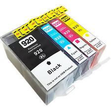 Ink Cartridges for HP 920 XL 920XL Officejet 6000 6500 6500a 7000 7500a