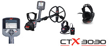 Minelab CTX 3030 - the best coin & treasure metal detector for silver & beaches