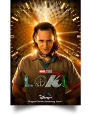 Loki Poster Wall Art Decor Home Poster Full Size