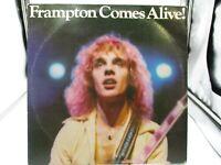 Peter Frampton – Frampton Comes Alive Vinyl Record LP 1976SP-3703 VG+ c VG+