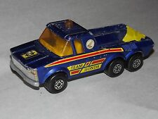 Matchbox Super Kings K-6/11 Pick-up truck Team Honda motorcycle carrier