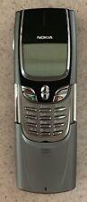 Nokia 8890 - Gray (Unlocked) Cellular Phone