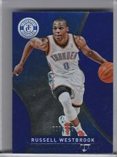 2012-13 PANINI TOTALLY CERTIFIED #200 RUSSELL WESTBROOK BLUE THUNDER 26/299 2147