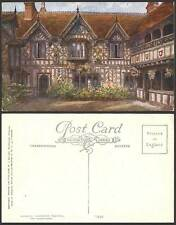 J Salmon Collectable Warwickshire Postcards