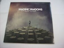 IMAGINE DRAGONS - NIGHT VISIONS - LP VINYL NEW SEALED 2014