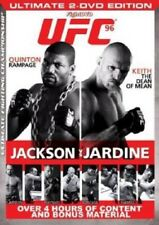 UFC 96 - JACKSON VS JARDINE 2 disc dvd BRAND NEW SEALED FREEPOST