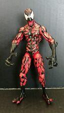 """Marvel Universe Carnage 3.75"""". Loose MINT Display Figure."""