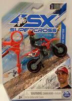 SX Supercross Justin Brayton #10 1:24 True Metal 1st Edition 2021 NEW🔥