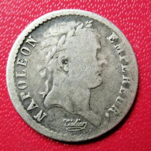 France. 1/2 Demi Franc Napoléon 1er 1811 A. Argent. TB
