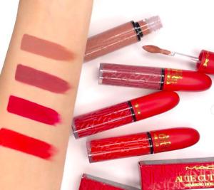 MAC Aute Cuture Starring Rosalia Retro Matte Liquid LipColour Lipstick Pick 1