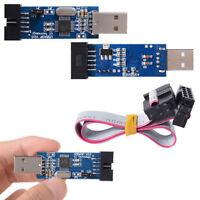 USBASP USBISP LC-01 51 AVR Programmer Adapter 10 Pin Cable USB ATMEGA8 BBC