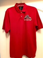 ICONIC BABY DRIVER 2017 ANSEL ELGORT MOVIE WORN RED GOODFELLAS PIZZA SHIRT W/COA