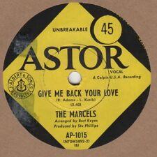 Marcels Devuélveme tu amor Astor (australiano) AP-1015 Alma Northern Motown