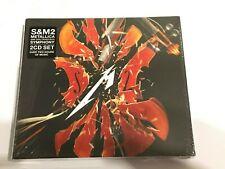 Metallica - S&M2 Symphony Orchestra 2 CD NEU/OVP
