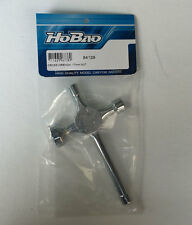 HoBao # 84129 CROSS WRENCH, 17mm NUT US SELLER USPS (LLJSTORE)