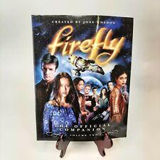 Firefly Josh Whedon Vol. I & Ii, Titan Books 2007 Ppb Cond. Like New Collection.