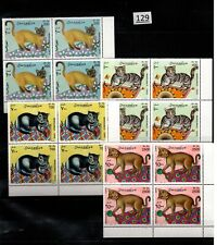 // 4X SOMALIA - MNH - NATURE - CATS - PETS - 1997
