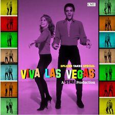 Elvis Collectors CD - Spliced Takes Viva Las Vegas