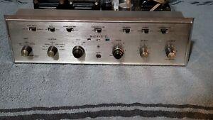 Vintage H.H. Scott Stereomaster 299-D Stereo Tube Amplifier