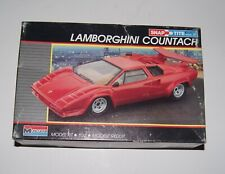 1/32 MONOGRAM LAMBORGHINI COUNTACH MAQUETTE 1058 IDEALE POUR SCRATCH SCALEXTRIC