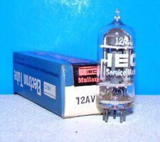 12AV6 IEC Mullard NOS AA5 vacuum tube valve radio audio vintage amplifier Japan